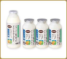とろ~り濃厚。腸まで届くビフィズス菌 CO・OPジャージー乳で作ったドリンクヨーグルト 450gボトル新登場!