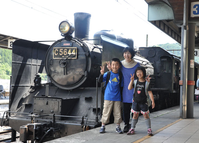 大井川鐵道の旅