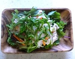 野菜たっぷり☆元気もりもりサラダ