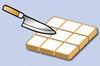 パンの切り方