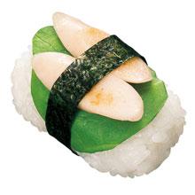 おさかなソーセージ寿司
