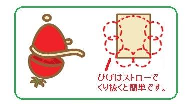 サンタの作り方
