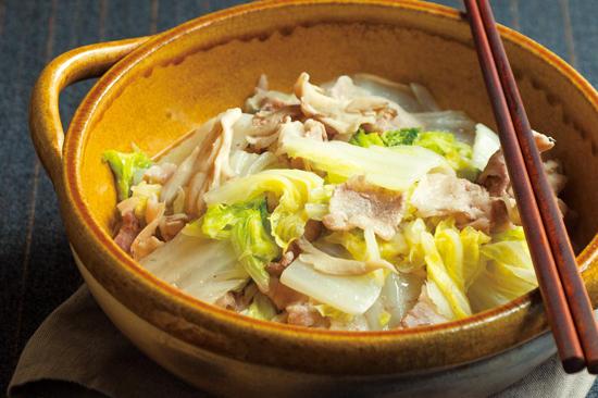 豚バラ白菜