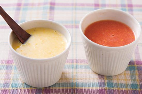 アレンジコーンスープ
