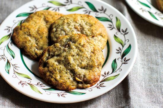 バナナと紅茶のクッキー