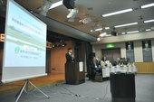 12/13~15に「コープの食と食料 報告会」が開催され、生産者の高橋典雄さんと共に参加させて頂きました。