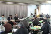 平成26年産米の生産数量目標の配分に係る会議