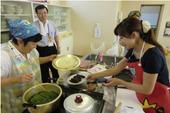 特別栽培米ひとめぼれのお料理教室