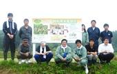 米の豊作を祈願して記念の集合写真 20150626