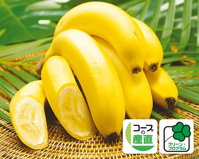 おいしい×社会貢献=幸せ倍増(^^) グリーン・プログラム フェアトレードバナナ 安全安心で現地の人々の応援もできるすてきなバナナです(ずーみんさん)